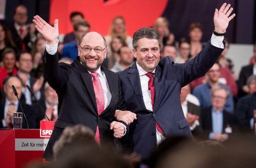 SPD stößt Gabriels Leitkultur-Vorstoß sauer auf