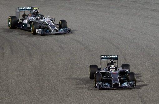 Mercedes –  der FC Bayern der Formel 1