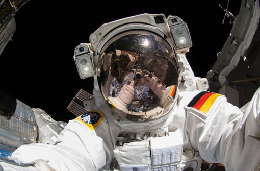 Alexander Gerst startet erneut zur ISS