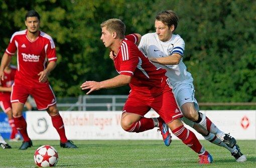 Der TSV gewinnt 2:1 gegen den TSV Berg