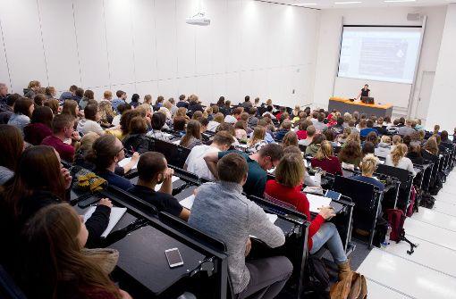 Lehramtsstudenten vom Studienabbruch abhalten