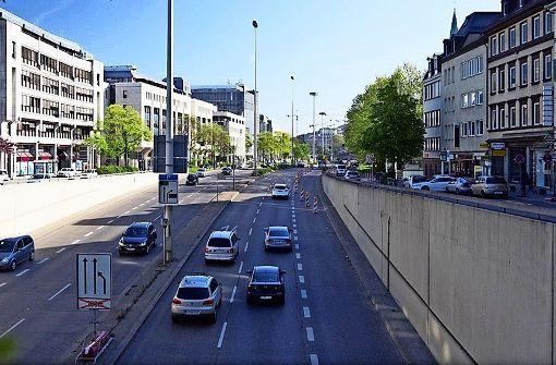 Stadtautobahn als Bürgerbühne
