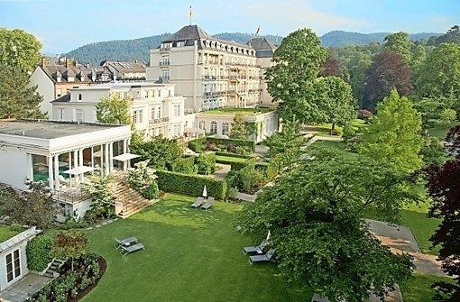 Gleich neben dem Brenners in Baden-Baden werden jetzt  20 Millionen Euro investiert – in die neue Villa Stephanie Foto: Unternehmen