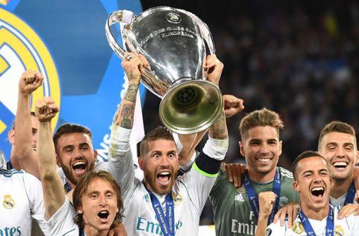Die Champions League gibt es künftig nur im Pay-TV