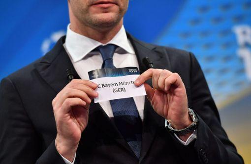 FC Bayern München trifft im Viertelfinale auf FC Sevilla