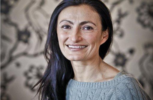 Die Autorin Nilgün Tasman. Foto: Peter-Michael Petsch