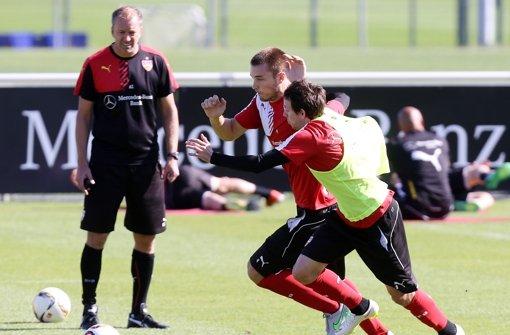 Sunjic und Kruse vor VfB-Debüt