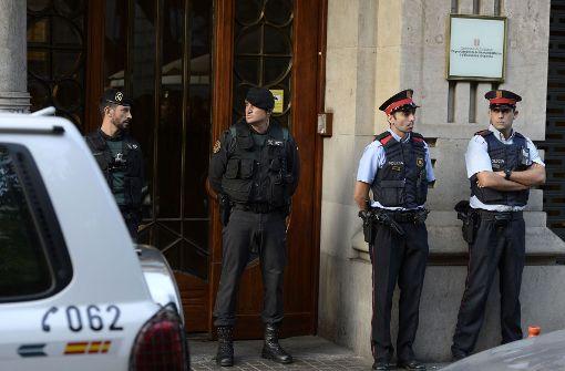Josep Maria Jove festgenommen