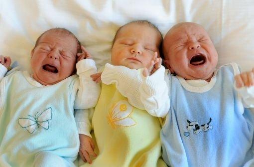 Nikotin in Kleidern schadet Babys