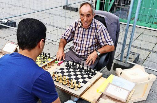 Beim Schach spielt die Herkunft keine Rolle