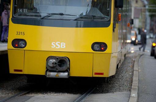 In Stuttgart ist es am Dienstag zu zwei Unfällen mit Stadtbahnen gekommen. Foto: dpa