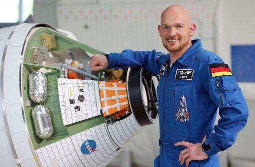 Alexander Gerst wird ISS-Kommandat