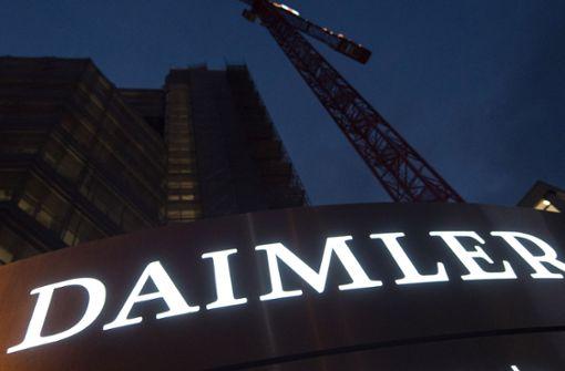 Daimler verliert Rechtsstreit um Razzia