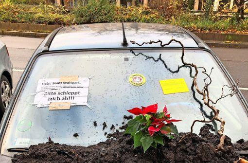 Wie die Stadt Stuttgart mit Schrott umgeht