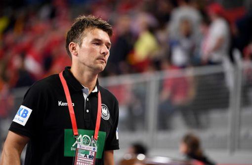 DHB-Team nach Niederlage gegen Dänemark vor EM-Aus
