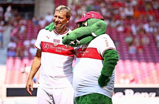 Darf weiter beim VfB mitreden: Guido Buchwald. Foto: Baumann