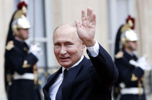 Putin hält Vorschlag für nachvollziehbar