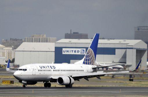 United Airlines erntet heftige Kritik