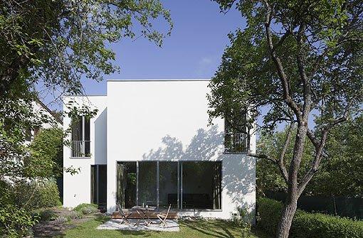 Beispielhaftes bauen 25 mal ausgezeichnete architektur in for Neue architektur stuttgart