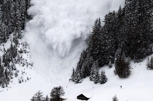 In Tirol ist es zu zwei Lawinenabgängen gekommen (Symbolfoto). Foto: dpa