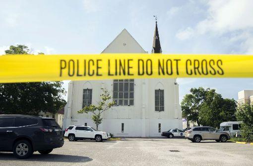 Gericht fällt Urteil über Charleston-Schützen Dylann Roof