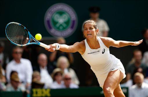 Julia Görges unterliegt Serena Williams
