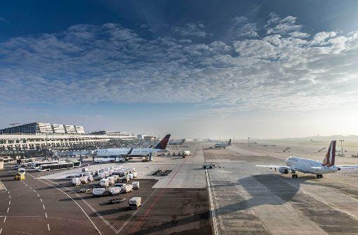 Am Flughafen Stuttgart wurde am Sonntag Großalarm ausgelöst. Foto: Flughafen Stuttgart