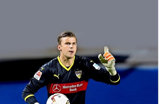 Will in der Rückrunde beim VfB angreifen: Mitch Langerak Foto: Baumann