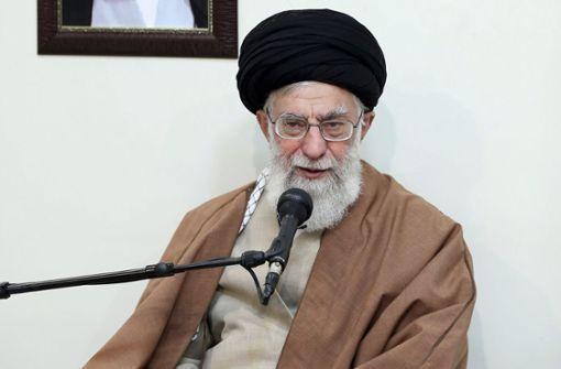 Iran fordert Vertrauensbeweis von EU-Ländern
