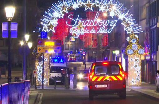 Zwei Tote und 13 Verletzte bei Angriff auf Weihnachtsmarkt