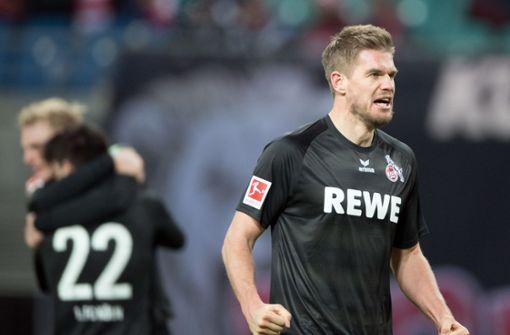Terodde soll Köln zum Sieg gegen Stuttgart führen