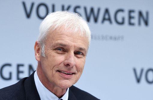 VW-Chef will Streit  bundesweit klären