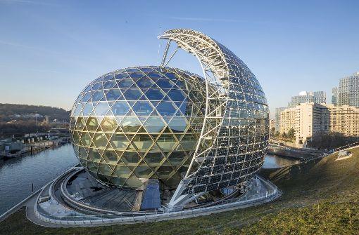 Neuer Konzertsaal bei Paris eröffnet