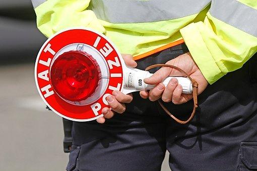 Ein 18-Jähriger dürfte nun viel Ärger bekommen - nicht nur von der Polizei Foto: 7aktuell.de/Daniel Jüptner