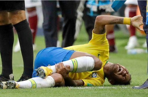 """Neymar gibt Fehler zu: """"Manchmal übertreibe ich"""""""
