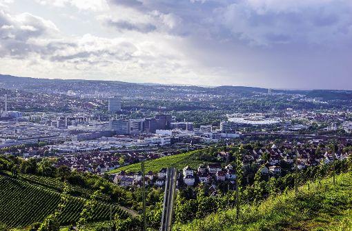 Impressionen vom Kessel: So schön ist der Herbstbeginn in Stuttgart ...