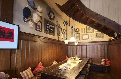 Rustikal und gemütlich Foto: Restaurant
