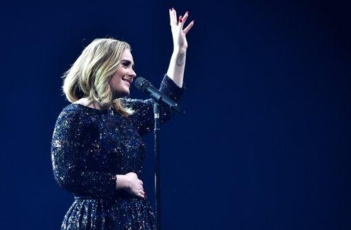 Adele will Pause einlegen