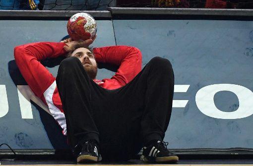 """""""Böses Erwachen für deutsche Handballer"""""""