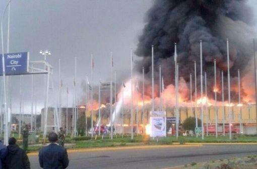 Flughafen nach Großbrand geschlossen