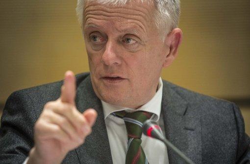 Stuttgarts OB Kuhn kandidiert für Regionalparlament