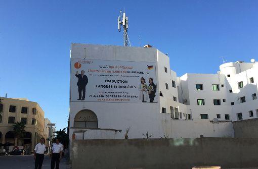 All-inclusive-Service für junge Tunesier