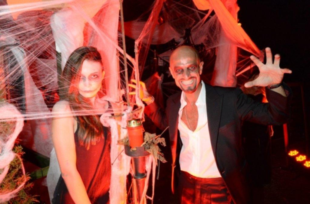 So verkleidete sich Heidi Klum zu Halloween. - Stuttgarter Nachrichten