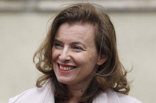 Frankreichs First Lady im Krankenhaus