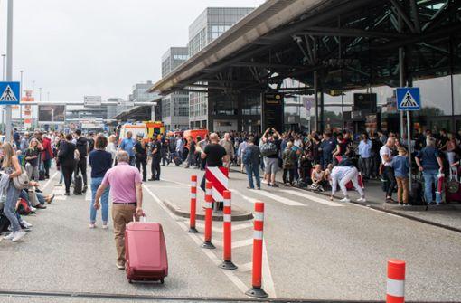 Stromausfall legt kompletten Flughafen lahm