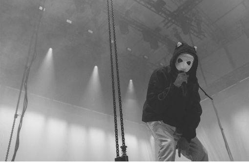 Panda-Rapper kündigt Heimspiel im kleinen Kreis an