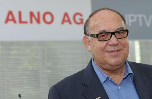 Wird  Alno-Chef Müller abgelöst?
