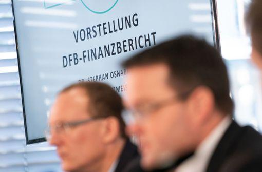 DFB verzeichnet Minus von über 20 Millionen Euro