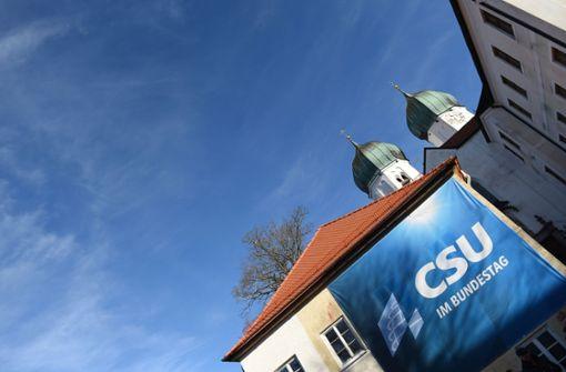 "CSU will ""überall Bayern-Standard"""