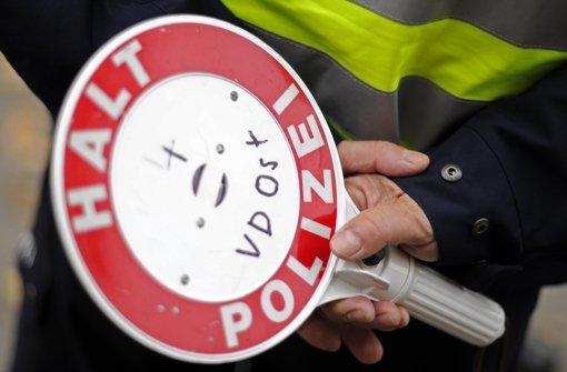 Von wegen nur Verkehrsdienst: Die Aufgaben der Polizei nehmen immer mehr zu Foto: dpa